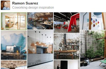 Coworking Space Design Inspiration Pinterest Ramon Suarez Coworking Handbook