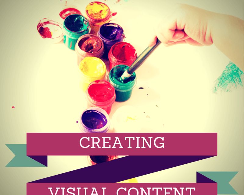 Guide to creating visual content