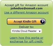 How to claim your Kindle ebook if your reader is linked to a